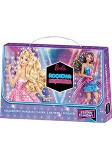 Ameet - Barbie Rockowa Księżniczka Zestaw filmowy