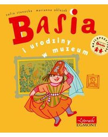 Egmont - Basia i urodziny w muzeum