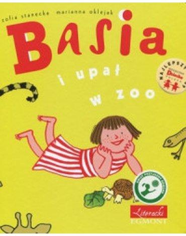 Egmont - Basia i upał w zoo
