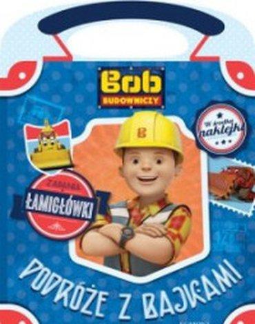 Egmont - Bob Budowniczy. Podróże z bajkami