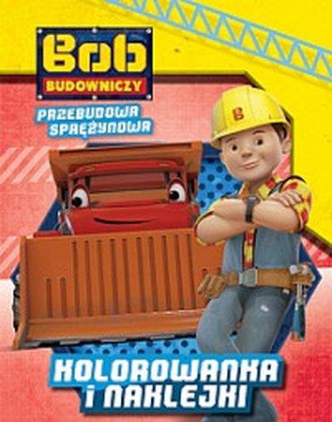 Egmont - Bob Budowniczy. Przebudowa Sprężynowa