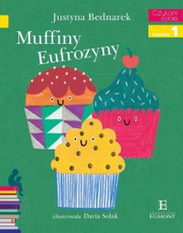 Egmont - Czytam sobie. Muffiny Eufrozyny. Poziom 1