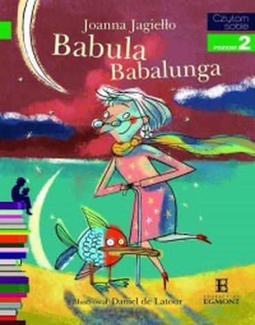 Egmont - Czytam sobie. Babula Babalunga. Poziom 2