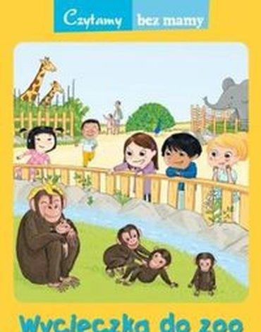 Wydawnictwo Debit - Czytamy bez mamy. Wycieczka do zoo