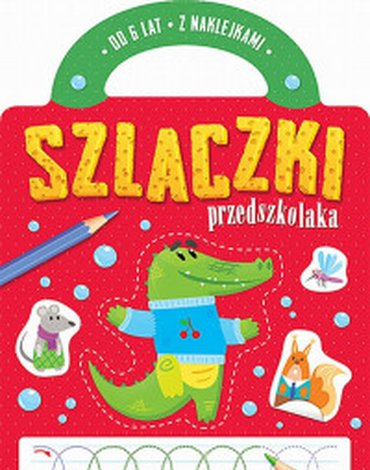 Aksjomat - Szlaczki przedszkolaka od 6 lat