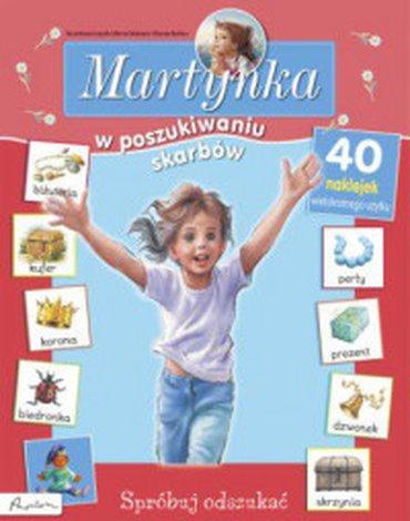 Papilon - Martynka w poszukiwaniu skarbów. Spróbuj odszukać