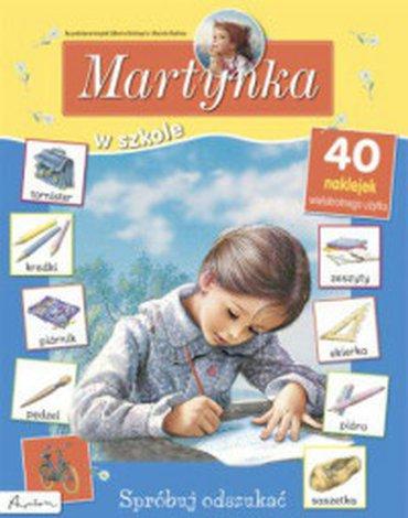 Papilon - Martynka w szkole. Spróbuj odszukać