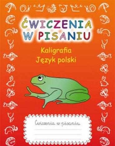 Literat - Ćwiczenia w pisaniu. Kaligrafia. Język polski