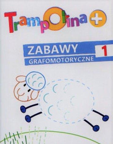 Wydawnictwo Szkolne PWN - Trampolina +. Zabawy grafomotoryczne 1