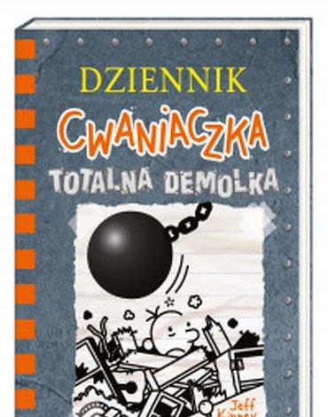 Nasza Księgarnia - Dziennik cwaniaczka. Tom 14. Totalna demolka