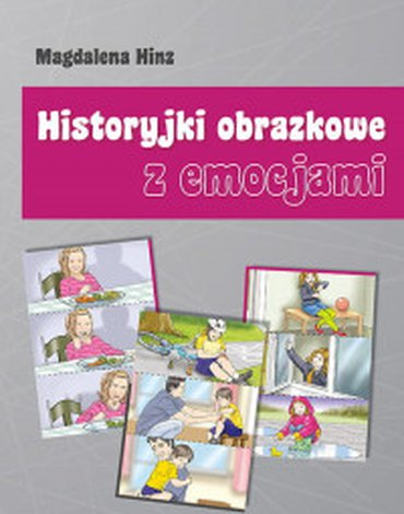 Harmonia - Historyjki obrazkowe z emocjami
