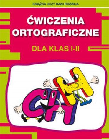 Literat - Ćwiczenia ortograficzne dla klas 1-2. CH-H