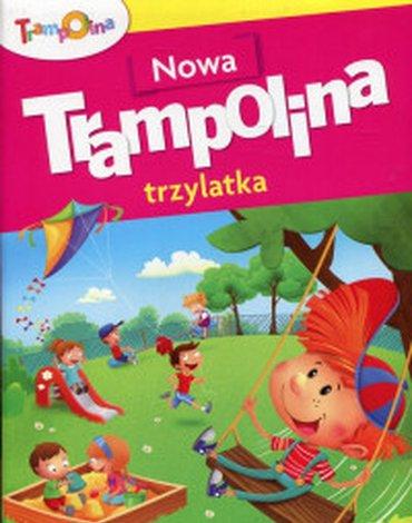 Wydawnictwo Szkolne PWN - Nowa Trampolina trzylatka