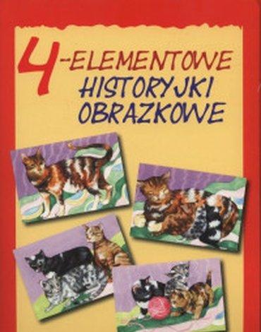Harmonia - 4-elementowe historyjki obrazkowe