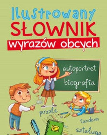 POWERBOOK - Ilustrowany słownik wyrazów obcych