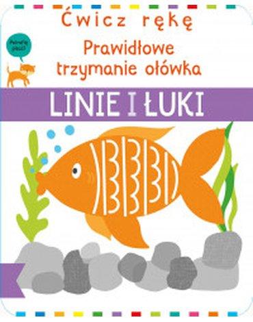 Olesiejuk Sp. z o.o. - Ćwicz rękę. Linie i łuki