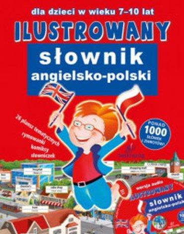 Siedmioróg - Ilustrowany słownik angielsko-polski + CD