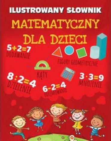 Fenix - Ilustrowany słownik matematyczny dla dzieci