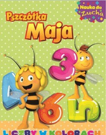 Media Service Zawada - Pszczółka Maja. Nauka dla zucha. Liczby w kolorach