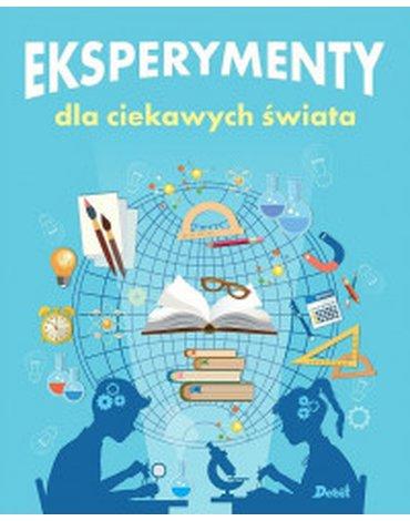Wydawnictwo Debit - Eksperymenty dla ciekawych świata