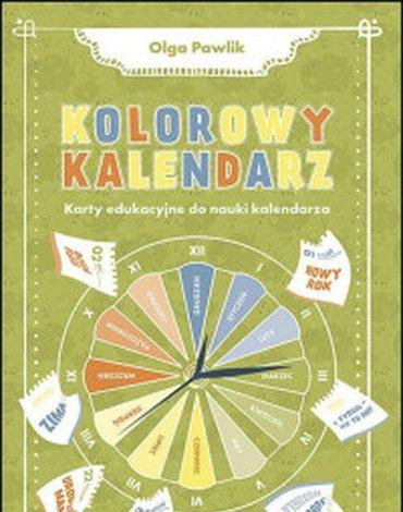 Harmonia - Kolorowy kalendarz