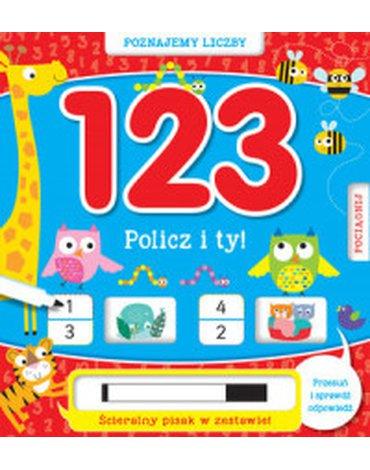Olesiejuk Sp. z o.o. - Poznajemy liczby. 1, 2, 3. Policz i ty!