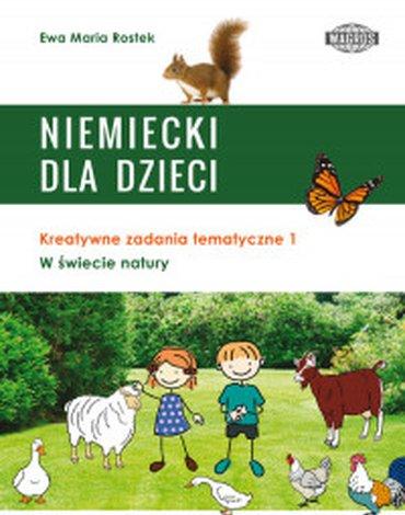 WAGROS - Niemiecki dla dzieci. W świecie natury