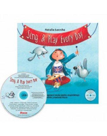 Bliżej przedszkola - Sing & Play Every Day + CD