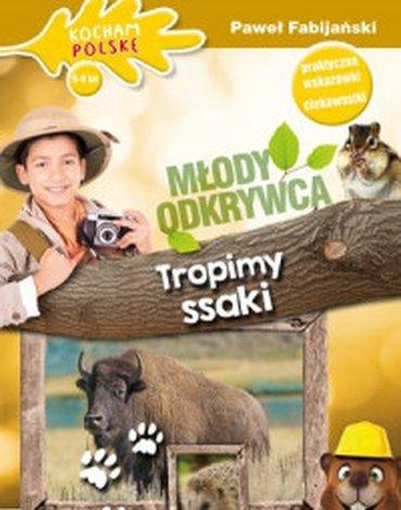Olesiejuk Sp. z o.o. - Młody odkrywca. Tropimy ssaki