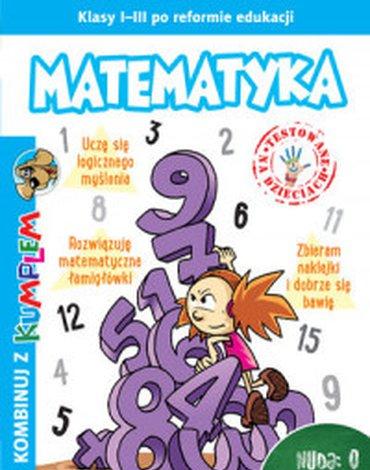 Olesiejuk Sp. z o.o. - Kombinuj z Kumplem. Matematyka