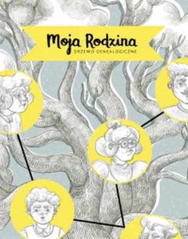 Zuzu Toys - Moja Rodzina - drzewo genealogiczne