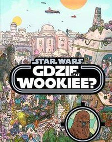 Egmont - Star Wars Gdzie jest Wookiee
