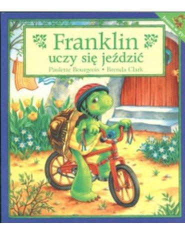 Wydawnictwo Debit - Franklin uczy się jeździć