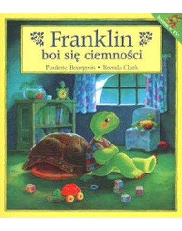 Wydawnictwo Debit - Franklin boi się ciemności