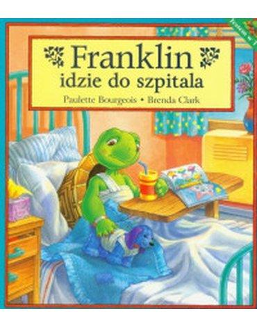 Wydawnictwo Debit - Franklin idzie do szpitala