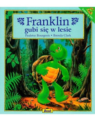 Wydawnictwo Debit - Franklin gubi się w lesie
