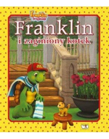 Wydawnictwo Debit - Franklin i zaginiony kotek