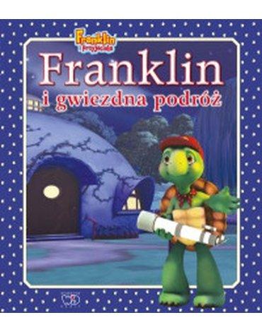 Wydawnictwo Debit - Franklin i gwiezdna podróż