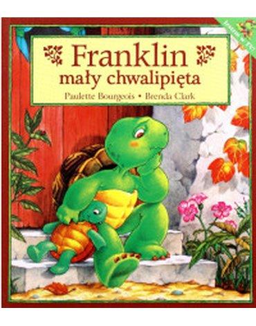 Wydawnictwo Debit - Franklin mały chwalipięta