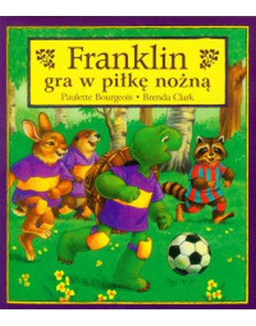 Wydawnictwo Debit - Franklin gra w piłkę nożną