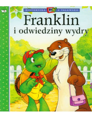 Wydawnictwo Debit - Franklin i odwiedziny wydry