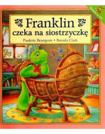 Wydawnictwo Debit - Franklin czeka na siostrzyczkę