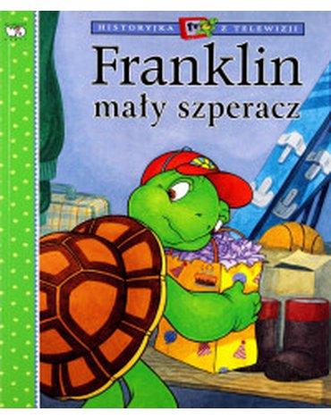 Wydawnictwo Debit - Franklin mały szperacz
