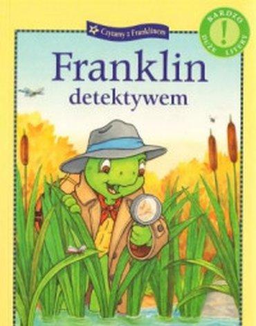 Wydawnictwo Debit - Franklin detektywem