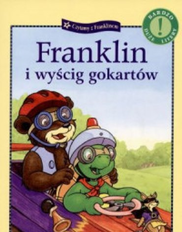 Wydawnictwo Debit - Franklin i wyścig gokartów