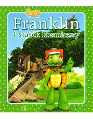 Wydawnictwo Debit - Franklin i statek kosmiczny