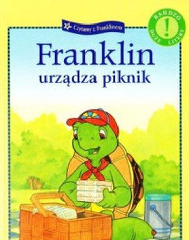 Wydawnictwo Debit - Franklin urządza piknik