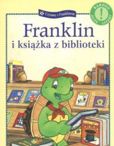 Wydawnictwo Debit - Franklin i książka z biblioteki