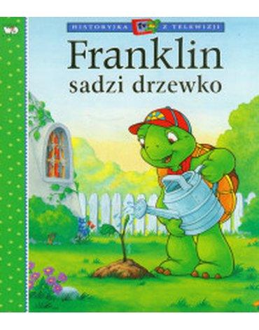 Wydawnictwo Debit - Franklin sadzi drzewko