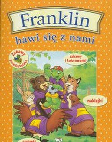 Wydawnictwo Debit - Franklin bawi się z nami Zabawy przedszkolaka